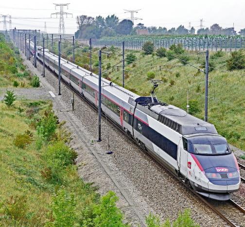 transfert vers gare sncf frejus et region paca